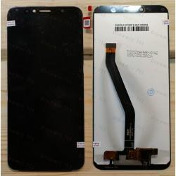 Оригинальный ЛСД экран и Тачскрин сенсор Huawei Honor 7a модуль