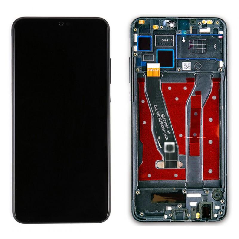 Оригинальный LCD экран и Тачскрин сенсор Huawei Honor 8x модуль с рамкой