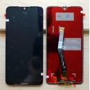 Оригинальный ЛСД экран и Тачскрин сенсор Honor 8x Max модуль