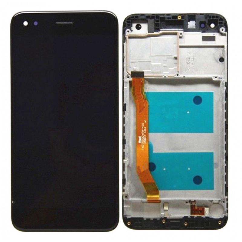 Оригинальный LCD экран и Тачскрин сенсор Huawei Nova Lite 2017 (SLA-L22) модуль с рамкой