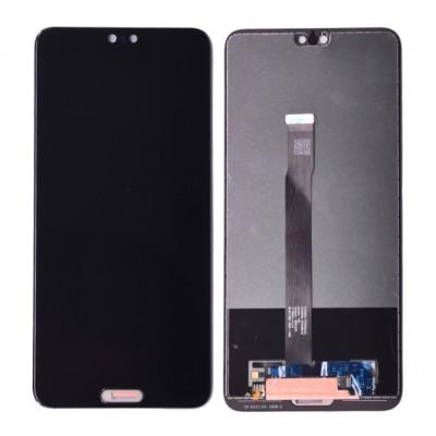 Оригинальный LCD экран и Тачскрин сенсор Huawei P20 модуль