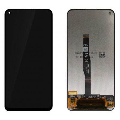 Оригинальный LCD экран и Тачскрин сенсор Huawei P40 Lite, Nova 6 SE модуль