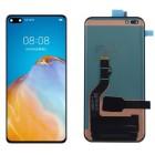 Оригинальный LCD экран и Тачскрин сенсор Huawei P40 Pro модуль с рамкой