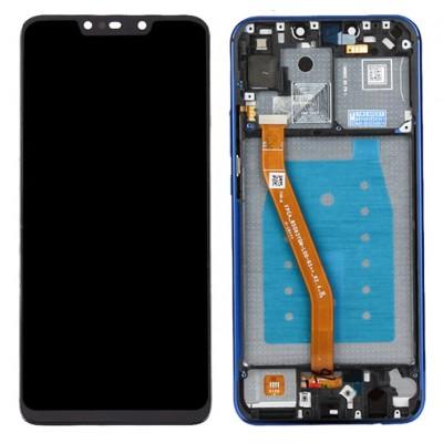 Оригинальный LCD экран и Тачскрин сенсор Huawei P Smart Plus модуль с рамкой