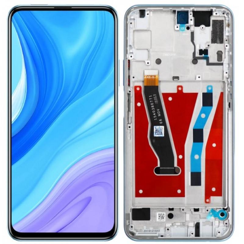 Оригинальный LCD экран и Тачскрин сенсор Huawei P Smart Pro 2019 модуль с рамкой