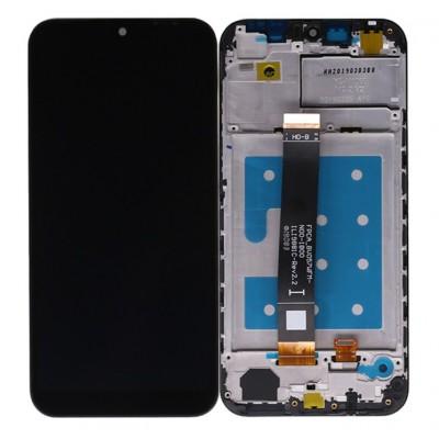 Оригинальный LCD экран и Тачскрин сенсор Huawei Y5 2019 модуль с рамкой