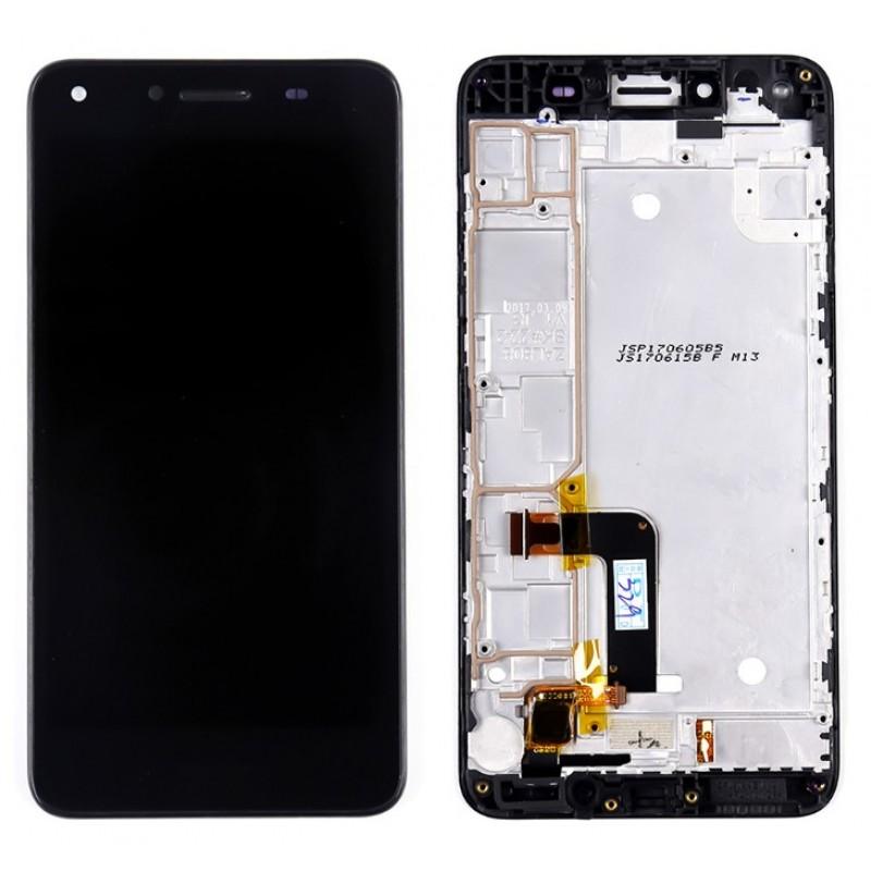 Оригинальный LCD экран и Тачскрин сенсор Huawei Y5 II модуль с рамкой