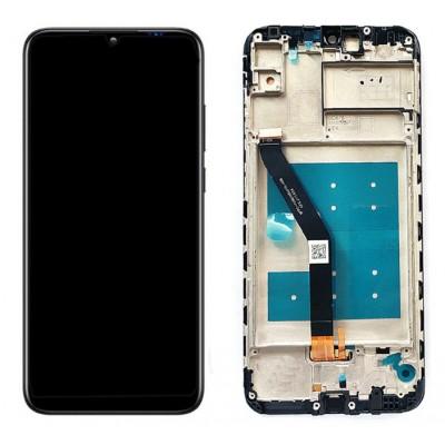 Оригинальный LCD экран и Тачскрин сенсор Huawei Y6 2019 Honor 8A модуль с рамкой