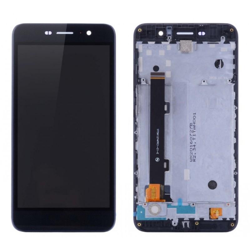 Оригинальный LCD экран и Тачскрин сенсор Huawei Y6 Pro модуль с рамкой