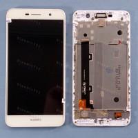Оригинальный ЛСД экран и Тачскрин сенсор Huawei Y6 Pro модуль с рамкой
