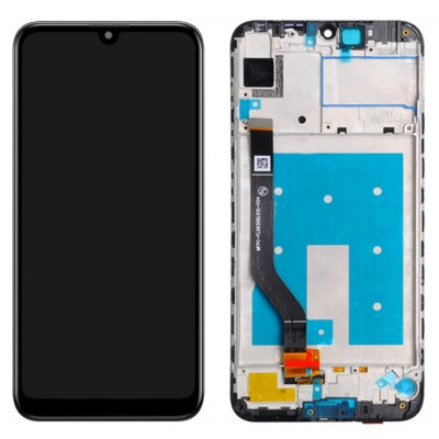 Оригинальный LCD экран и Тачскрин сенсор Huawei Y7 Prime 2019 модуль с рамкой
