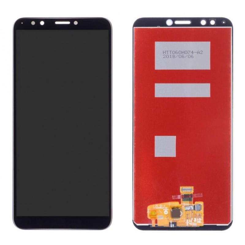 Оригинальный LCD экран и Тачскрин сенсор Huawei Y7 Prime 2018 модуль