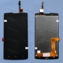 Оригинальный ЛСД экран и Тачскрин сенсор Lenovo A2010 модуль