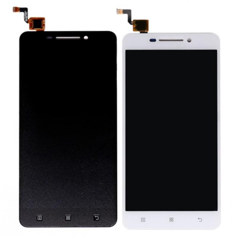 Оригинальный LCD экран и Тачскрин сенсор Lenovo A5000 модуль