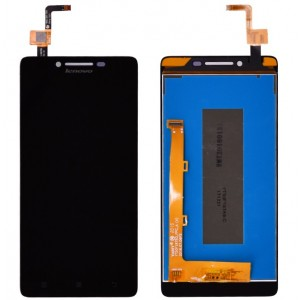 Оригинальный LCD экран и Тачскрин сенсор Lenovo A6000 модуль