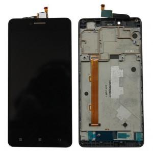 Оригинальный LCD экран и Тачскрин сенсор Lenovo A858t модуль