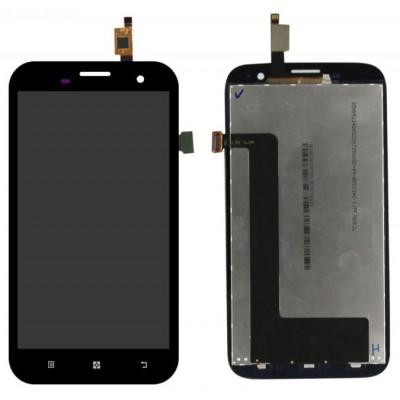 Оригинальный LCD экран и Тачскрин сенсор Lenovo A859 Black модуль