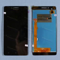 Оригинальный ЛСД экран и Тачскрин сенсор Lenovo K3 K30t Black модуль