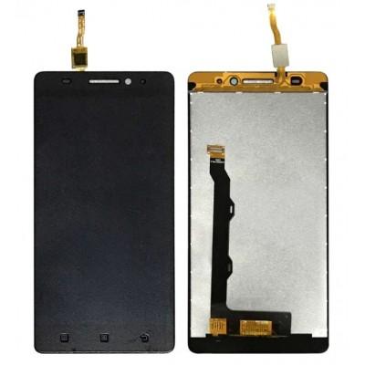 Оригинальный LCD экран и Тачскрин сенсор Lenovo K3 note K50t5 Black модуль