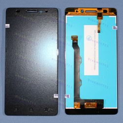 Оригинальный ЛСД экран и Тачскрин сенсор Lenovo K3 note K50t5 Black модуль