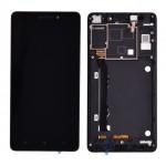 Оригинальный LCD экран и Тачскрин сенсор Lenovo K3 note K50t5 Black с рамкой модуль