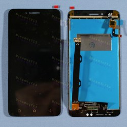 Оригинальный ЛСД экран и Тачскрин сенсор Lenovo K5 Plus модуль