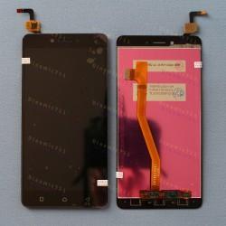 Оригинальный ЛСД экран и Тачскрин сенсор Lenovo K6 note модуль