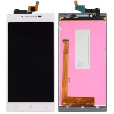 Оригинальный LCD экран и Тачскрин сенсор Lenovo P70t модуль