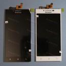 Оригинальный ЛСД экран и Тачскрин сенсор Lenovo P70t модуль
