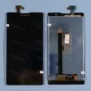 Оригинальный ЛСД экран и Тачскрин сенсор Lenovo P90 модуль