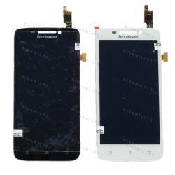 Оригинальный ЛСД экран и Тачскрин сенсор Lenovo S650 модуль