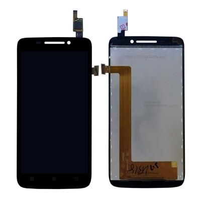 Оригинальный LCD экран и Тачскрин сенсор Lenovo S650 модуль