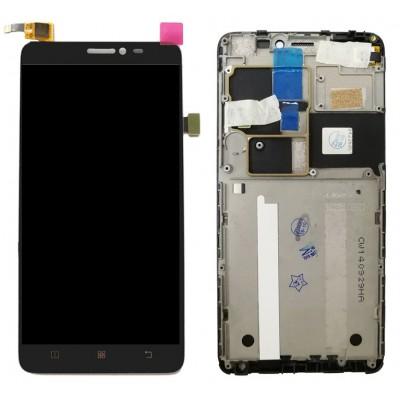 Оригинальный LCD экран и Тачскрин сенсор Lenovo S850 S850t с рамкой модуль