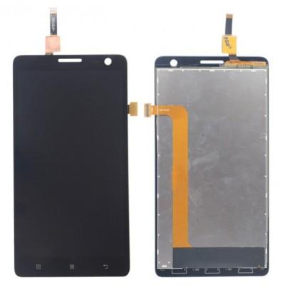 Оригинальный LCD экран и Тачскрин сенсор Lenovo S856 модуль