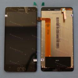 Оригинальный ЛСД экран и Тачскрин сенсор Lenovo S860 Black модуль