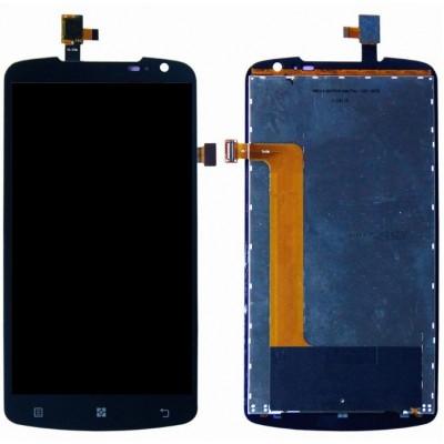 Оригинальный LCD экран и Тачскрин сенсор Lenovo S920 Black модуль