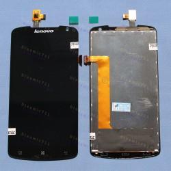 Оригинальный ЛСД экран и Тачскрин сенсор Lenovo S920 Black модуль