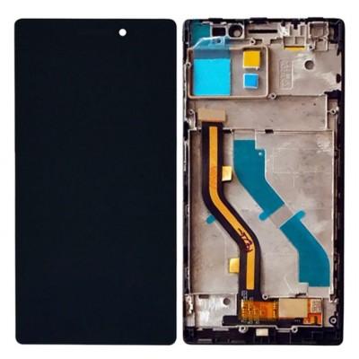 Оригинальный LCD экран и Тачскрин сенсор Lenovo Vibe X2 модуль с рамкой