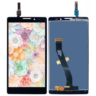 Оригинальный LCD экран и Тачскрин сенсор Lenovo Vibe Z K910 Black модуль