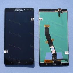 Оригинальный ЛСД экран и Тачскрин сенсор Lenovo Vibe Z K910 Black модуль