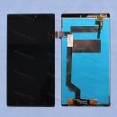 Оригинальный ЛСД экран и Тачскрин сенсор Lenovo X3 Lite (A7010) модуль