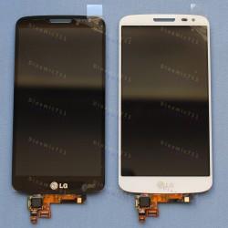 Оригинальный ЛСД экран и Тачскрин сенсор LG G2 mini D618 модуль