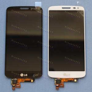 Оригинальный LCD экран и Тачскрин сенсор LG G2 mini D618 модуль