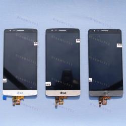 Оригинальный ЛСД экран и Тачскрин сенсор Lg G3 D724 Mini модуль