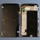 Оригинальный ЛСД экран и Тачскрин сенсор Lg G5 H840 H850 H860 модуль с рамкой