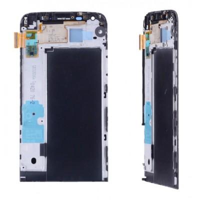 Оригинальный LCD экран и Тачскрин сенсор Lg G5 H840 H850 H860 модуль с рамкой