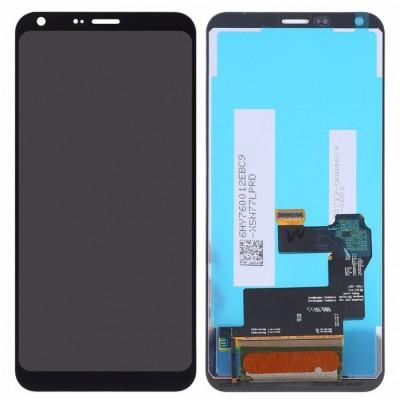Оригинальный LCD экран и Тачскрин сенсор LG G6 модуль