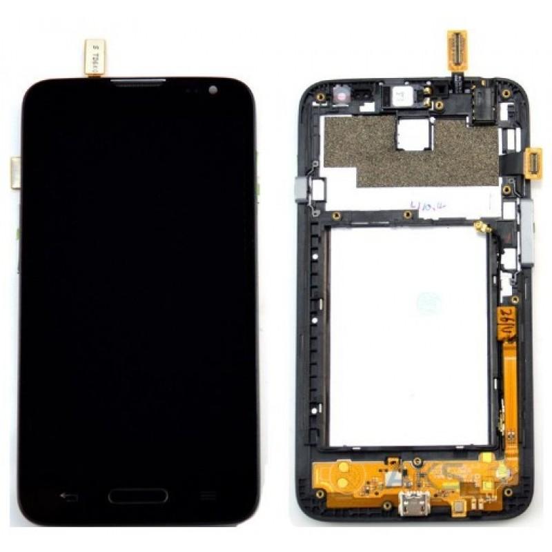 Оригинальный LCD экран и Тачскрин сенсор Lg D320, D321 модуль с рамкой