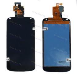Оригинальный ЛСД экран и Тачскрин сенсор LG Nexus 4 E960 модуль
