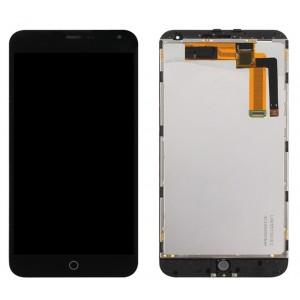 Оригинальный LCD экран и Тачскрин сенсор Meizu M1 Note модуль с рамкой